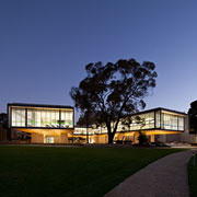 Middle School opens at Tintern, Australia featuring Kalwall Vertikal