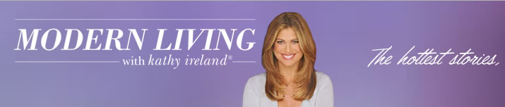 Modern Living with Kathy Ireland Discusses the Importance of Indoor Air Quality with Broan-NuTone