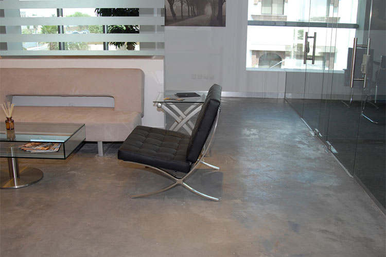 Modern & Seamless Custom Flooring Systems