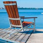 Monona Series Site Furnishings