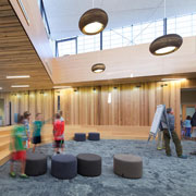 More Awards for Aspen Community School Design Featuring Kalwall