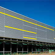 Morin Panels at Evergreen Valley College
