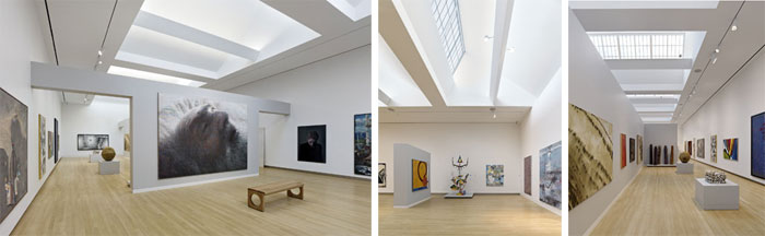 Aecinfo Com News Museum Quality Daylighting On Exhibit In