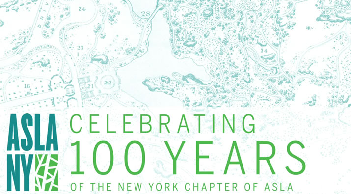 Must watch video! Landscape design and the history of ASLA-NY