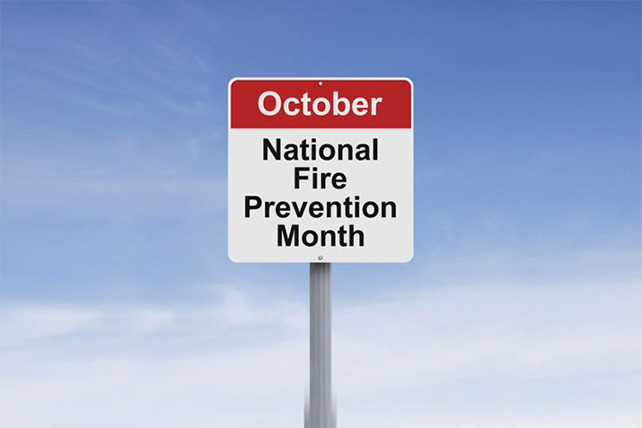 National Fire Protection Month