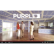 National Gypsum Product Demo: SoundBreak XP of PURPLE Family