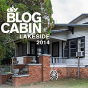 National Gypsum sponsors Blog Cabin 2014