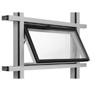 Never before has something so seamless offered so much thermal performance, GLASSvent UT Windows are here!