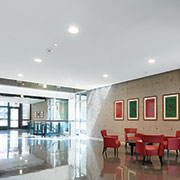 New ACOUSTIBuilt Seamless Ceilings from Armstrong Look Like Drywall, Perform Like an Acoustical Ceiling