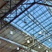 New Auburn E+ Glass Skylight from Major Industries