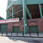 New Bollards Installed at Fenway Park