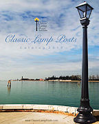 New Classic Lamp Posts Catalog from TerraCast Products LLC