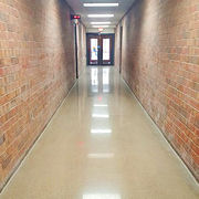 New Floors on Schedule at WCTC – Thanks to PENETRON