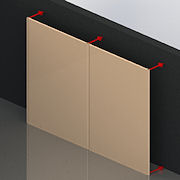 New from MarShield: Pre-fab lead lined wall panels
