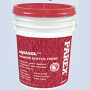 New From Parex: AquaSol, Revolutionary Hydrophobic and Photocatalytic  Properties Benefit the Environment
