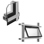 New GLASSvent™ UT (Ultra Thermal) Windows from Kawneer: Deliver Best-in-Class Thermal Performance in a Visually Concealed Vent