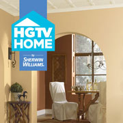 New HGTV Home by Sherwin-Williams