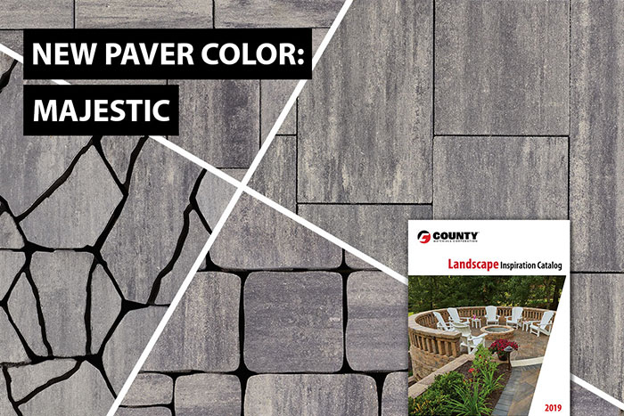 New Paver Color: Majestic