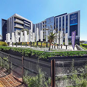 New Sandton Gate Precinct In Johannesburg Built On Penetron