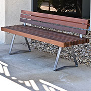 New Sawyer Bench from Thomas Steele