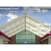 New Website Captures Spirit of Structures Unlimited, Inc.