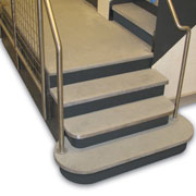 New York Fire Department Utilized SlipNOT Stainless Steel Stair Treads
