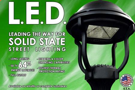 Niland Co. Antique LED Street L&s  sc 1 th 183 & AECinfo.com News: Niland Co. Antique LED Street Lamps azcodes.com