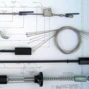OEM and Custome Wire Rope Assemblies, Terminals and Fittings