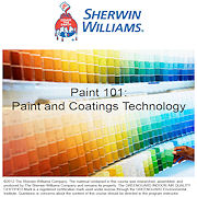 Paint 101: Paint and Coatings Technology