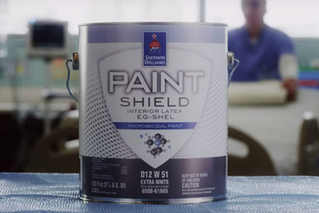Paint Shield Available in More Than 2,800 Neighborhood Sherwin-Williams Stores Beginning Feb. 1
