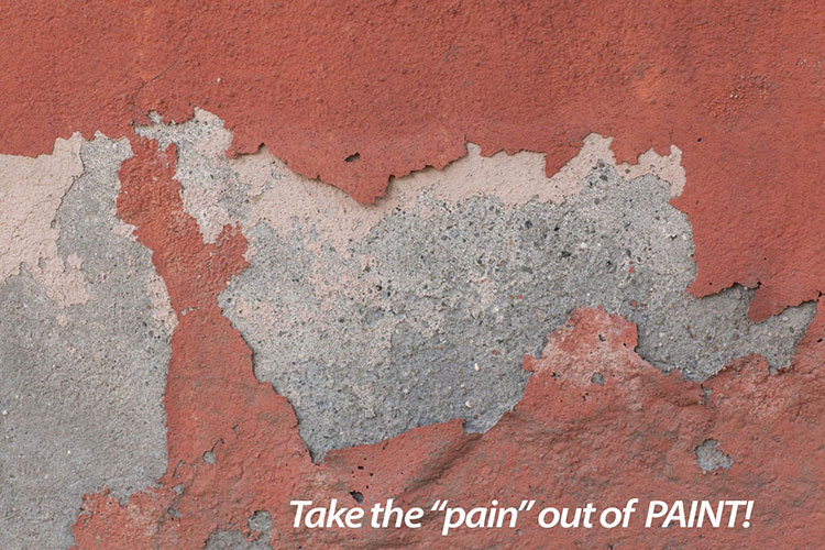 Paint vs. Stain: know the difference