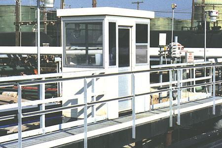 Fuel Dock House (IND-001)