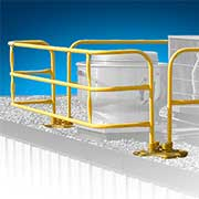 ParaRail – Parapet Roof Safety Guardrail Extension