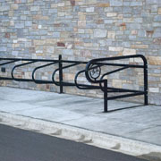 Park Place Bike Corral