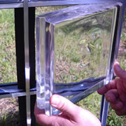 Patent Granted for Gridlock Glass Block System