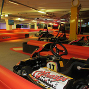 PENETRON Dries Up the Kista Go-Kart Track