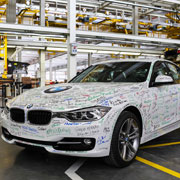 PENETRON Helps BMW Cars Roll off the Line in Brazil