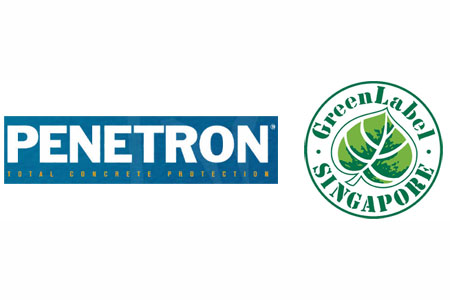 Green Label Singapore Logo Picture on The Green Revolution Penetron Products Have Now Been Awarded The Green