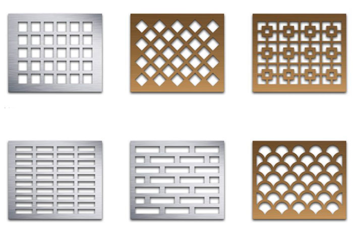 Perforated Grilles from Advanced Architectural Grilleworks