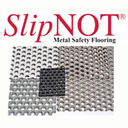 Perforated Metal by SlipNOT Metal Safety Flooring