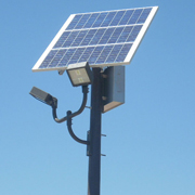 Perimeter Security Lighting at Naval Air Station, Fallon, NV