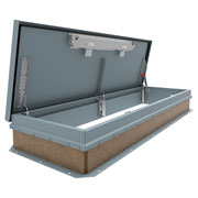Personnel Roof Hatch