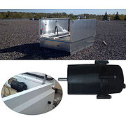 Pneumatic Actuated Smoke Vent for High-Hazard Conditions