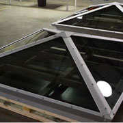 Pre-assembled Glass Skylights