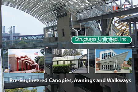 Aecinfo Com News Pre Engineered Canopies Awnings And