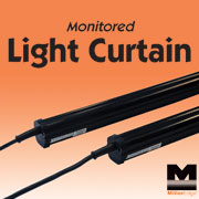 Pre-order the Miller Edge Monitored Light Curtain NOW!