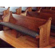 Preferred Seating Featured Product: Church Furniture and Pew Chairs