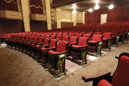 Preferred Seating presents Performing Arts Theater Seating