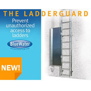 Prevent Unauthorized Access to Your Rooftop with BlueWater's LadderGuard