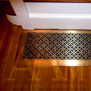 Project From Artistry in Architectural Grilles: Custom Floor Grille